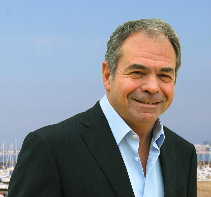 Jean-Claude PELLETEUR - Maire de Pornichet