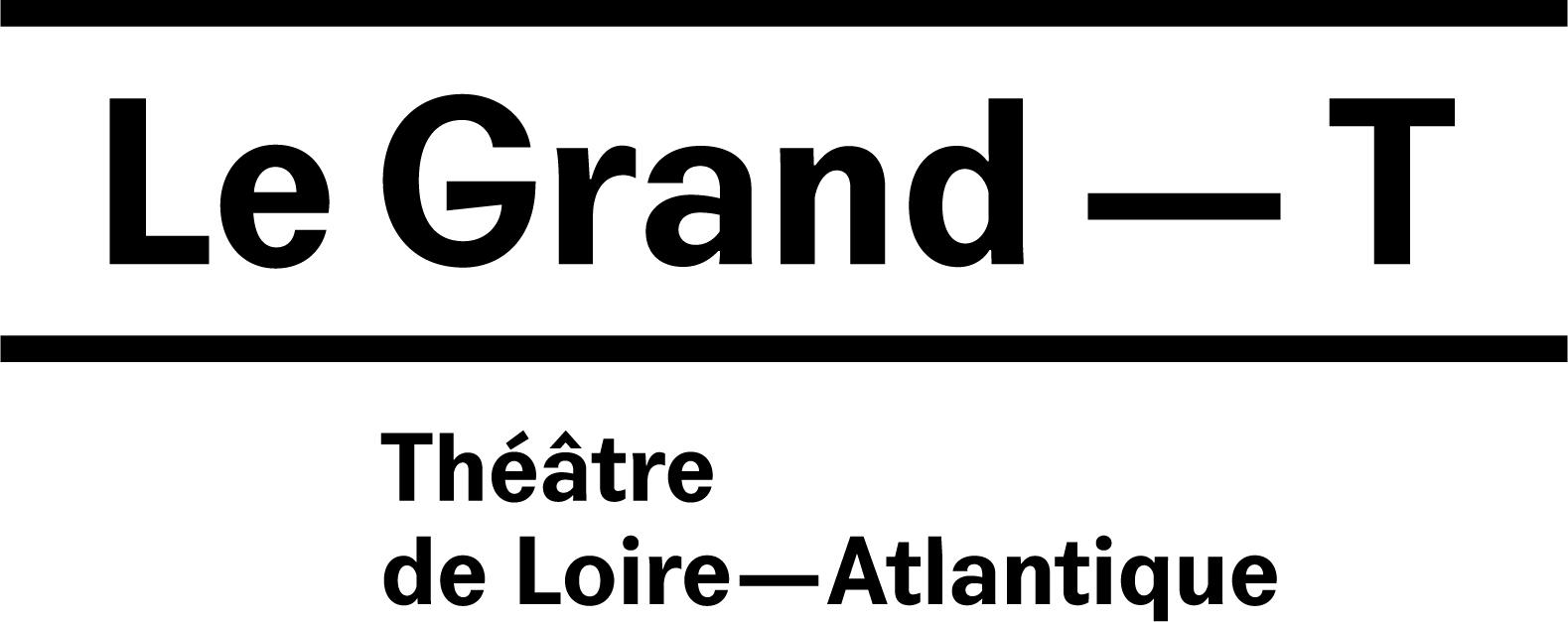 Logo le Grand T