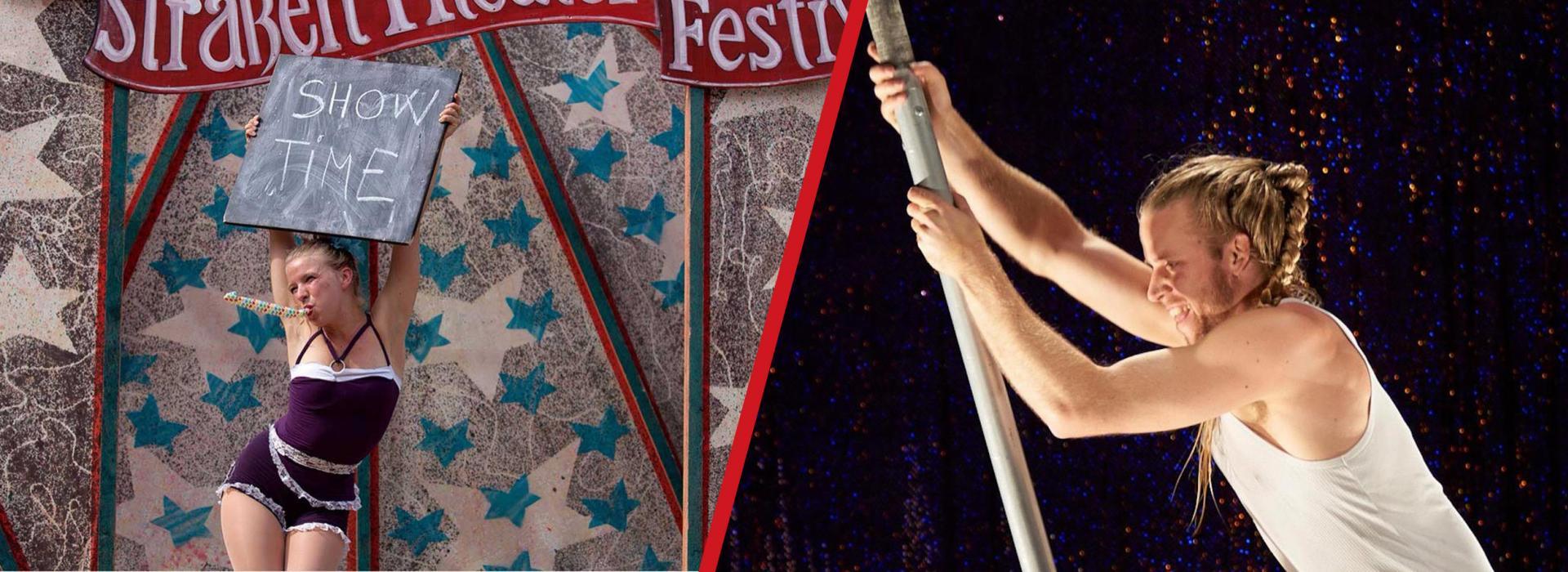 Anaëlle Molinario / 100 % Circus