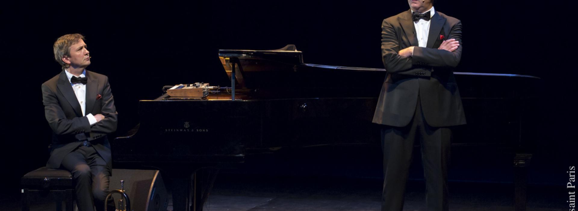 comédien et pianiste