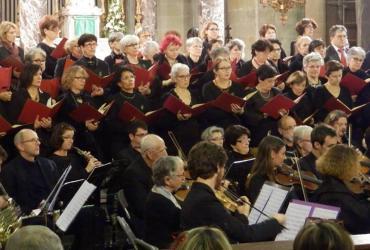Orchestre Symphonique de Saint-Nazaire & Schola Cantorum de Nantes